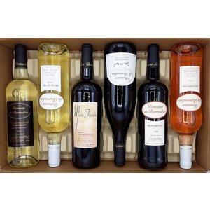 Domaine de Barroubio Dégustation de 6 vins