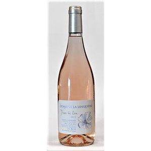 Domaine La Linquière Fleur de Lin 2020- Rosé