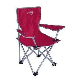 Bo-Camp Bo-Camp - Kinderstoel - Deluxe - Opvouwbaar - Rood