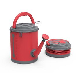 Colapz Colapz - Gieter Premium - Opvouwbaar - 9 Liter - Rood