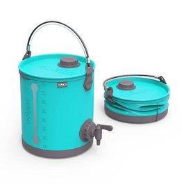Colapz Colapz - Jerrycan Premium - Opvouwbaar - 9 Liter - Blauw