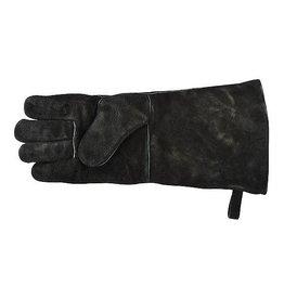 CampingMeister Barbecue - Leren handschoen - Extra lang