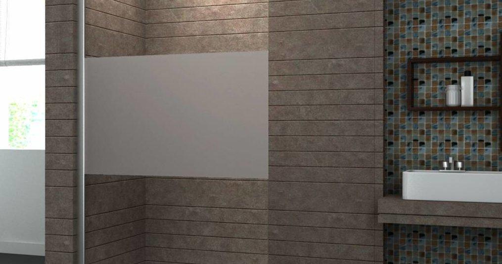 Welke douchewand inloopdouche is het meest geschikt?