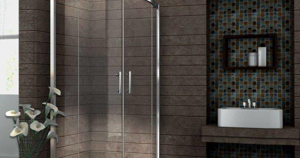 Welk douchecabine glas gebruiken in uw badkamer?