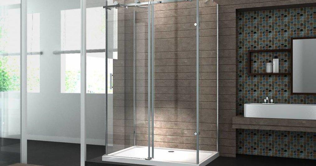 Het aankopen van een kant en klare douchecabine