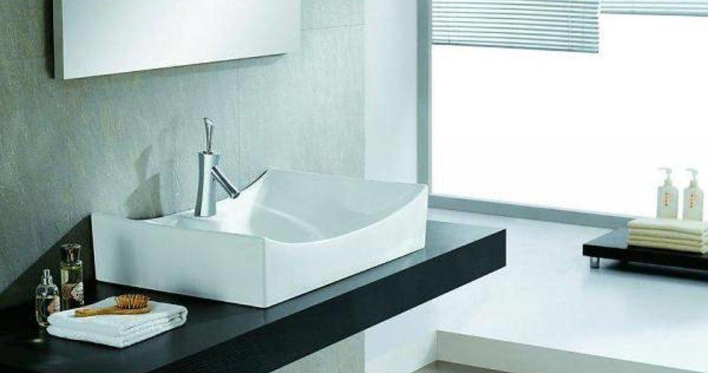 Een wastafel badkamer kopen, waar rekening mee houden?