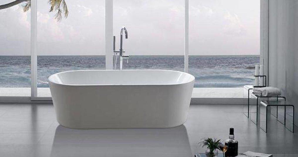 Vrijstaand bad goedkoop kopen, kan het wel?