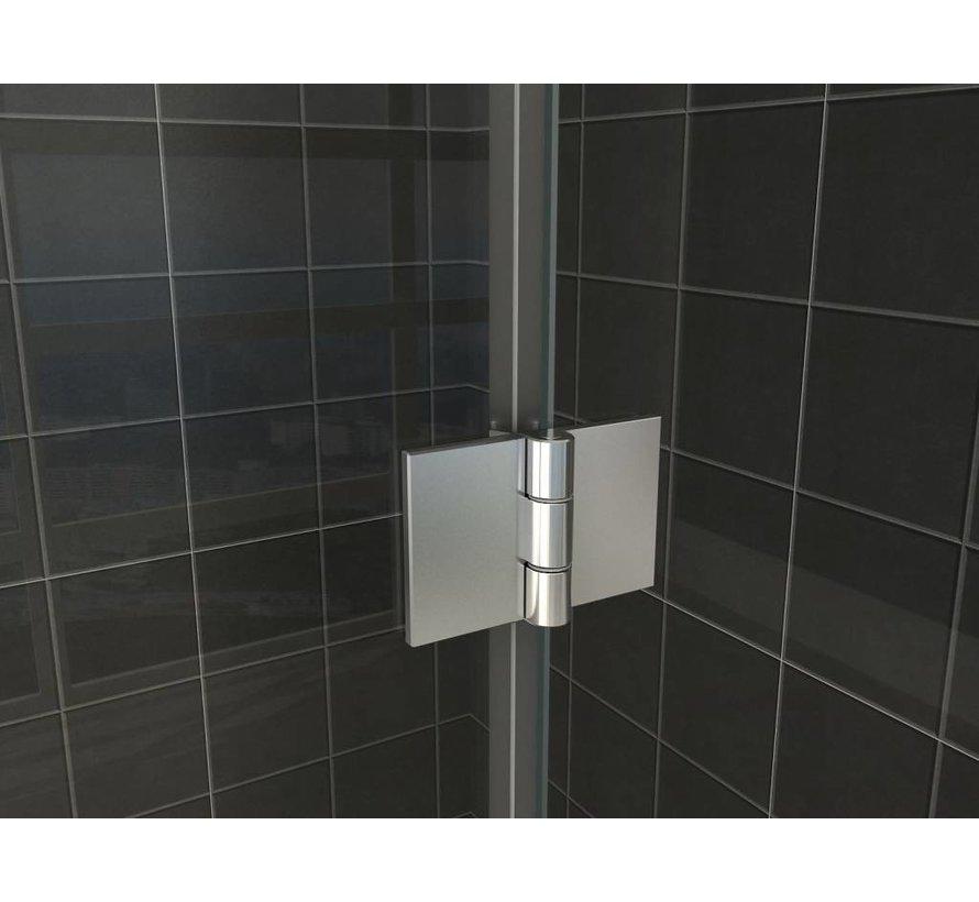 Enter ST douchedeur nisdeur 140 (60-80) x 200 helder glas