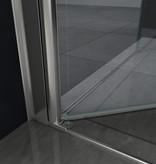Douchedeur - pendeldeur SWING 85x180 cm