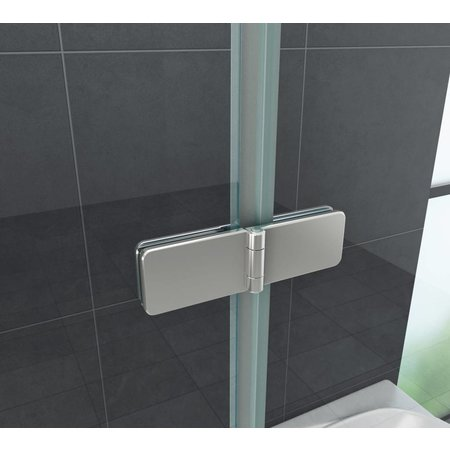 Douchedeur ACCOR 80x195 cm 6 mm glas