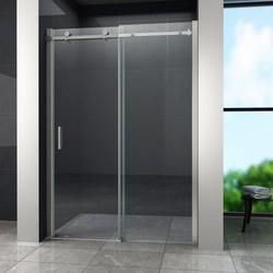 Slide douche schuifdeur voor nis 150-154 x 195 cm