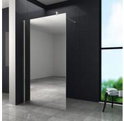 Inloopdouche Aqua-Mirror 100x200 cm NANO 10 mm