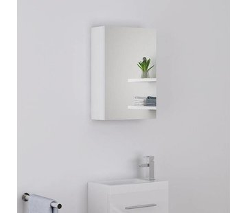 Spiegelkast PARTA 40 cm - Wit