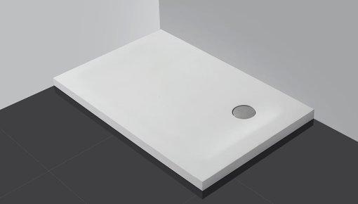 Welke douchebak rechthoek moet ik nemen?