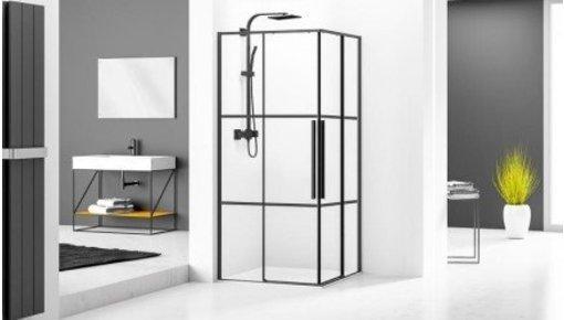 Nieuwe douche