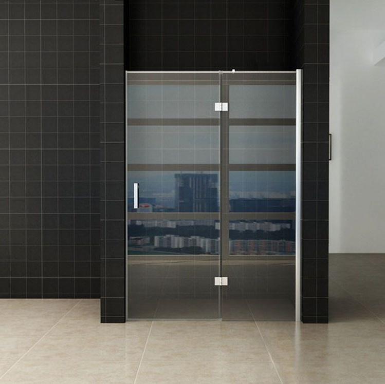 Enter ST douchedeur nisdeur 110 (60-50) x 200 helder glas