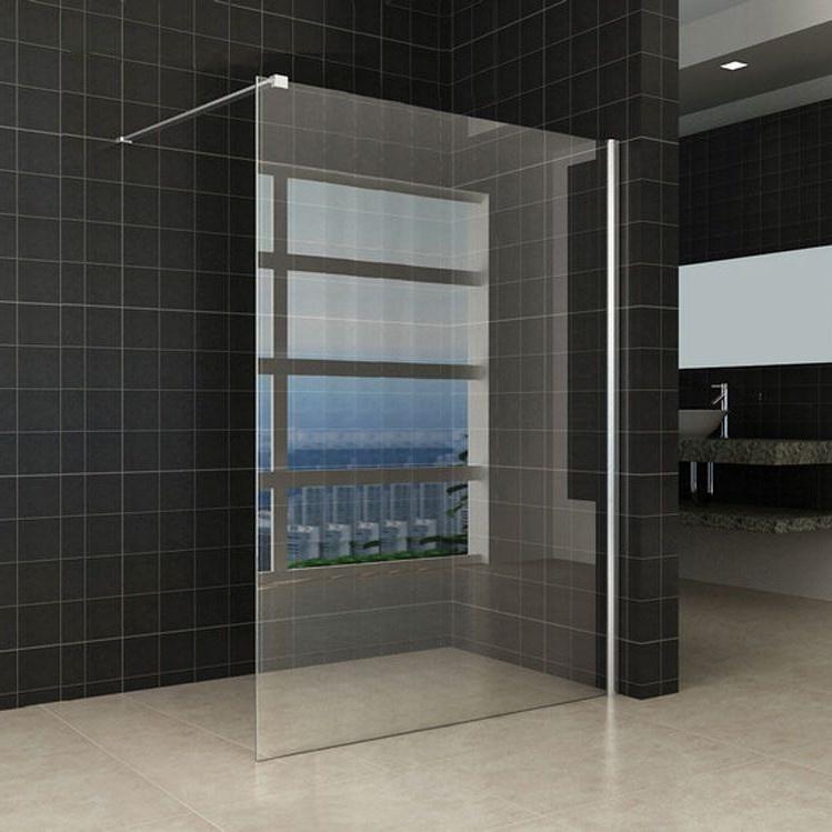 Glas Voor Inloopdouche.Aqua Inloopdouche 140x200 Cm 10 Mm Helder Glas