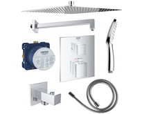 Grohe Grohtherm Cube inbouwregendouche