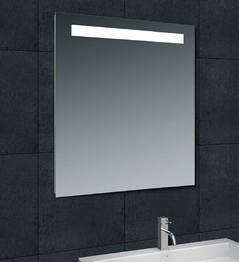 Spiegel met led verlichting 60x80