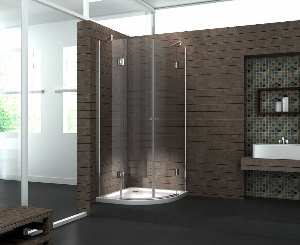 Een douchecabine op maat voor uw badkamer sanidream