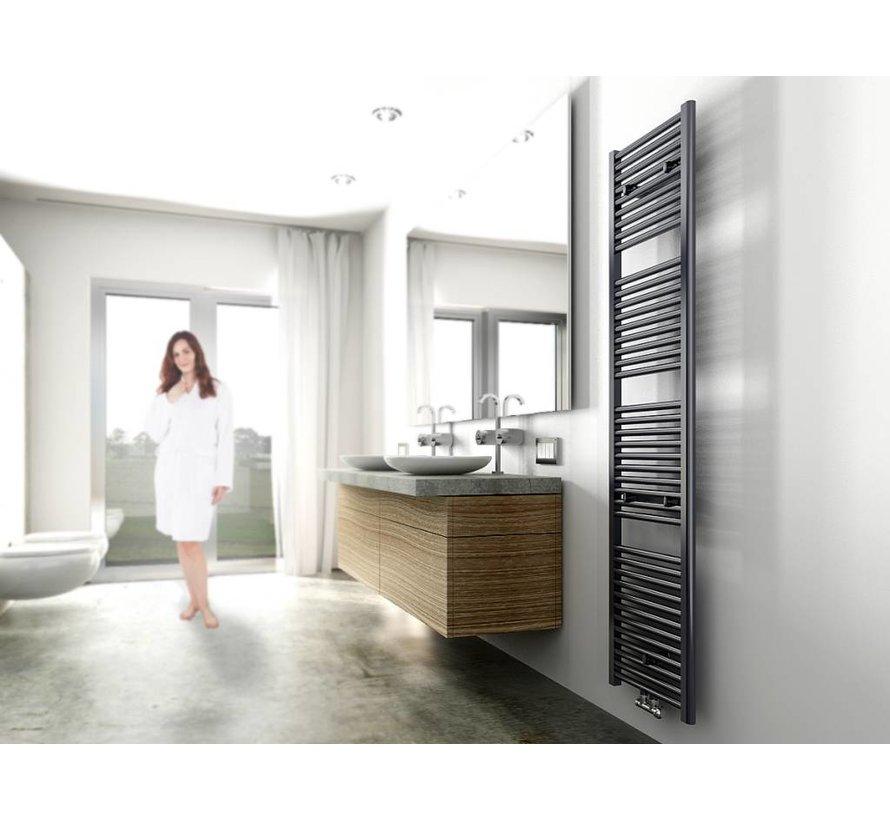 Elara radiator 118,5 x 45 cm 538 Watt antraciet