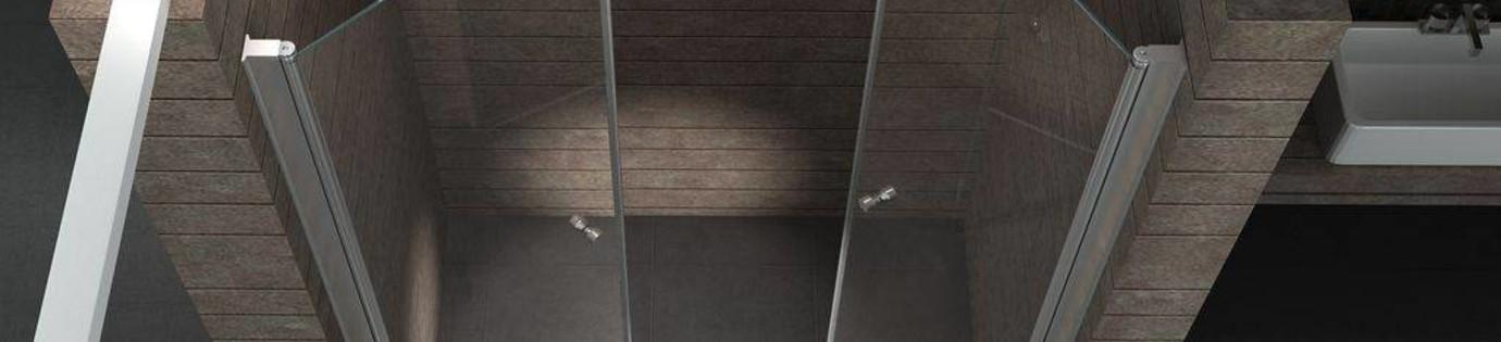 Waarom kiezen voor een douche pendeldeur?