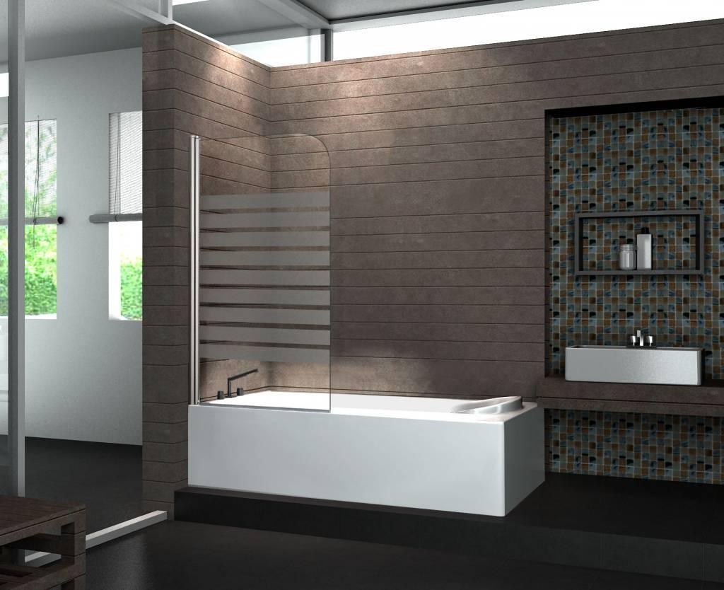 Mooi en veilige bad douchewand in huis halen