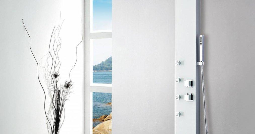 Welke douchepanelen kiezen voor uw badkamer?