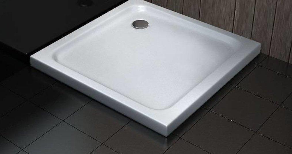 Douchebak 120 x 120 voor een comfortabele douche