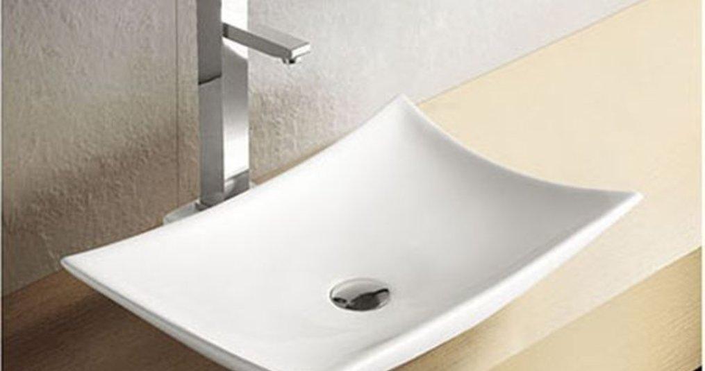 Een prachtige opzetwastafel voor in uw badkamer