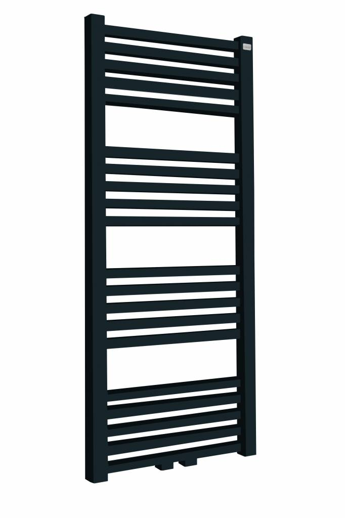 Wiesbaden Tower radiator 119 x 60 cm 732 Watt - Antraciet