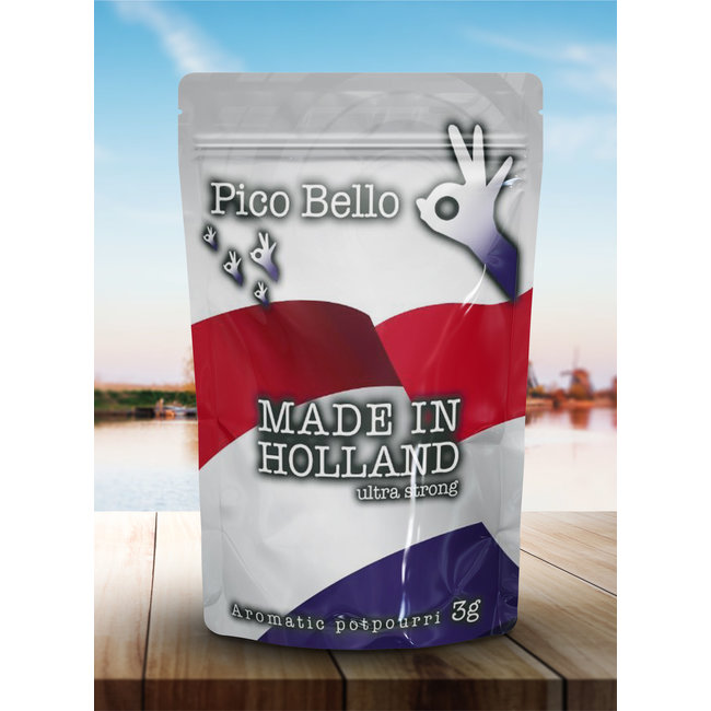 Pico Bello Made in Holland 3g Ultra Strong