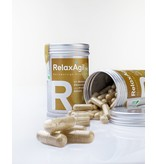 Agilpharma® RelaxAgil tag – Pflanzenkraft für gestresste Nerven