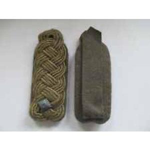 1 Paar Schulterstücken Major Felddienst