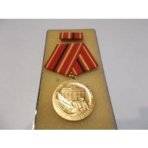 Verdienstmedaille der Kampfgruppen