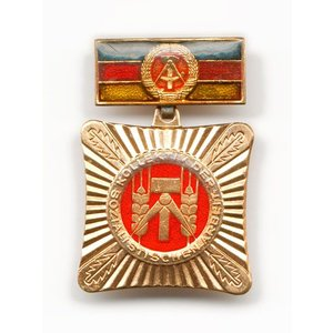 Medaille Kollektiv der sozialistischen Arbeit