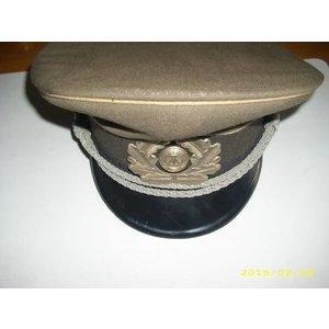 Orig NVA Offiziersschirmmütze