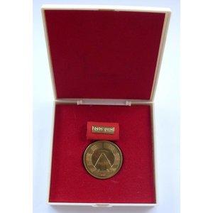 Ehrenmedaille zum 40. Jahrestag der DDR