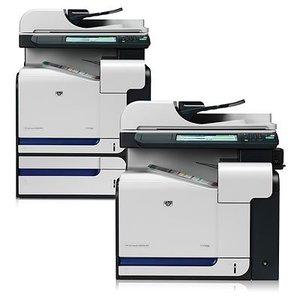 HP Kleuren A4 laserprinter met duplex extra lade en kopieer en scan functie!