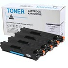 Set 4x alternatief Toner voor Brother TN423 BK C M Y