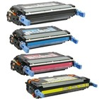 HP Q6460 6461 6462 6463 COLOR laserjet HP 4730 serie NU ALS COMPLETE SET !