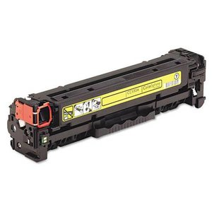 HP Color Laserjet CP2025 CM2320 CC532A HP304A YELLOW Canon 718 Y NEW BUILD