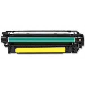 HP CE252A toner yellow>HP CE252A Laserjet CP3525 CM3530 CANON 723 YELLOW