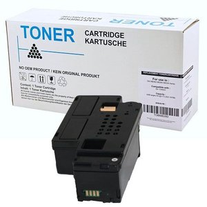 Compatibel toner voor Dell 1250 1350 1355 zwart