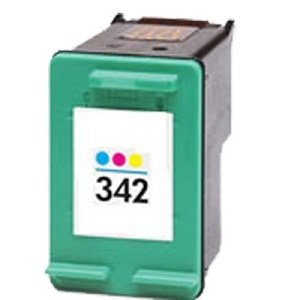 HP 342 Tri-Colour (Compatible) HP342 nr.342 Extra inhoud