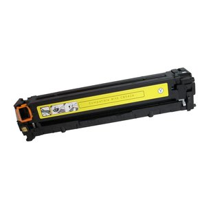 HP CB542A Canon 716 HP125A Yellow NEW BUILT