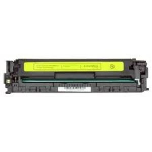 Color Laserjet Pro CM1415>HP CE322A CP1525 CM1415 128A YELLOW NEW