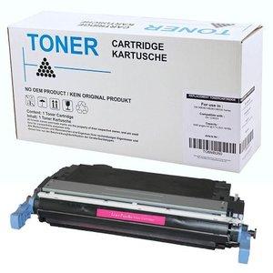 HP Color Laserjet 1600 2600 2605 Magenta HP Q6003A HP124A 100% nieuw