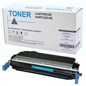 HP Color Laserjet 1600 2600 2605 Cyan HP Q6001a HP124A 100% nieuw