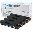 Set 4X alternatief Toner voor Brother Tn328 Dcp9270Cdn Hl4500